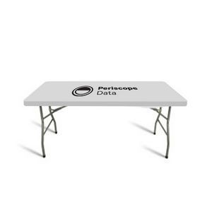 6' Fitted Table Topper